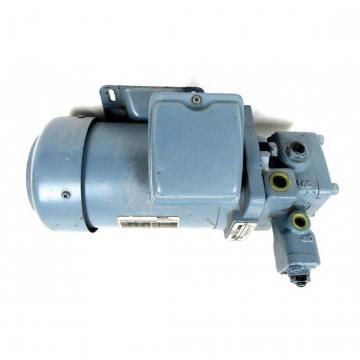 Vickers 4525V42A21-86DD22R Double Vane Pump