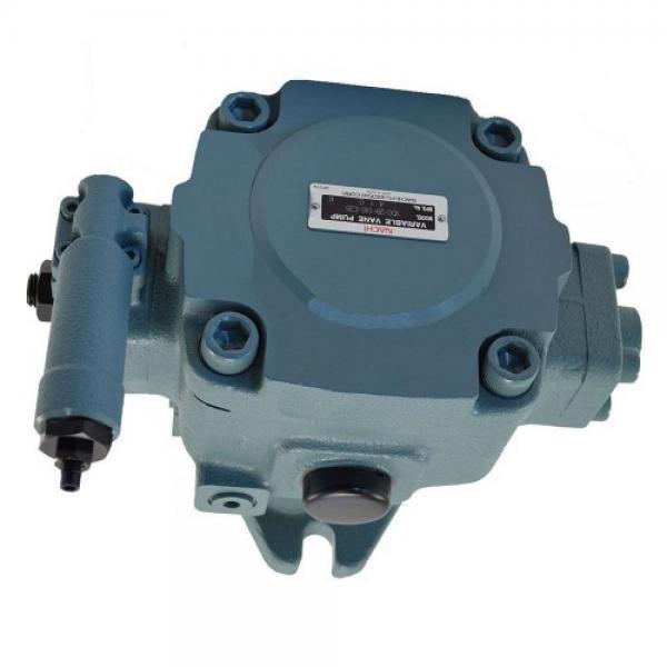 Nachi PVS-1A-16N1-12 Variable Volume Piston Pumps #2 image