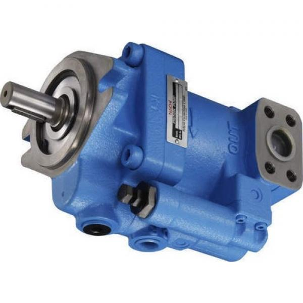NACHI IPH-66B-80-125-11 Double IP Pump #2 image