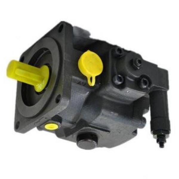 NACHI PZ-2B-3.5-35E1A-11 PZS Series Load Sensitive Variable Piston Pump #2 image
