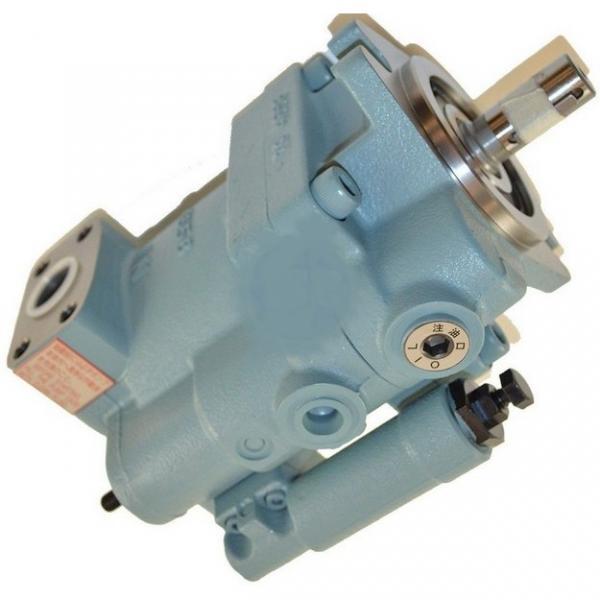 NACHI PZ-2B-3.5-35E1A-11 PZS Series Load Sensitive Variable Piston Pump #1 image
