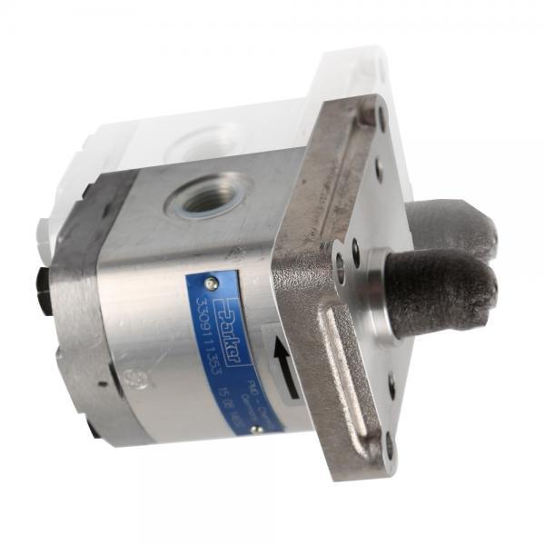 Parker PV063R1K1A1VFPR Axial Piston Pump #2 image