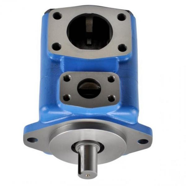 Vickers 35V38A1C22R Single Vane Pump #1 image