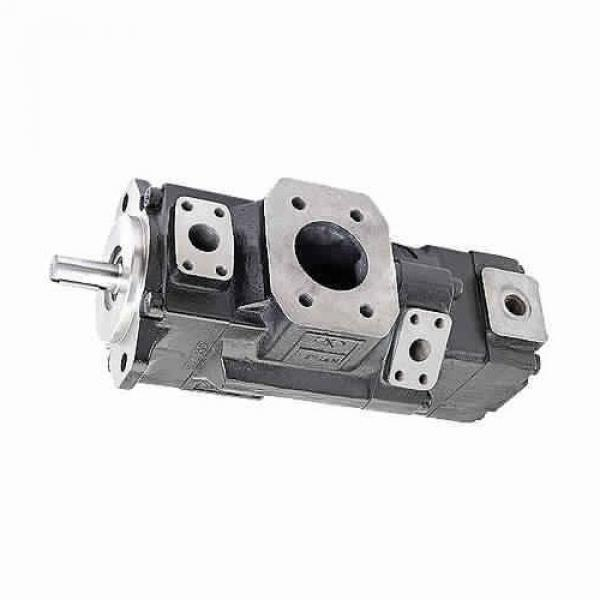 Vickers DG4V-3-2A-M-FW-B6-60 Solenoid Operated Directional Valve #2 image