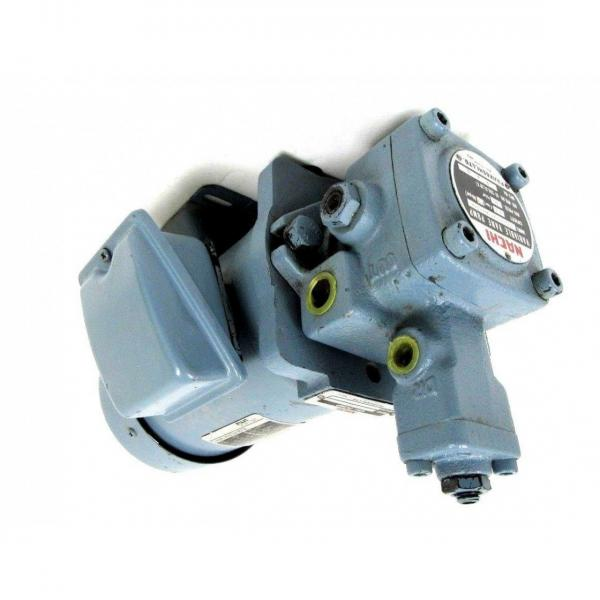 Vickers 4535V-60A25-1AA22L Double Vane Pump #2 image