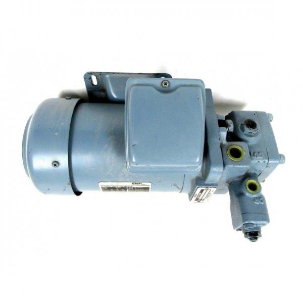 Vickers DG4V-3-0A-M-U-H7-60 Solenoid Operated Directional Valve #1 image
