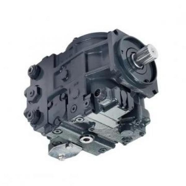 Yuken PV2R34-66-184-F-RAAA-31 Double Vane Pumps #1 image