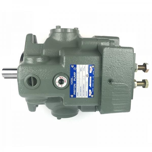 Yuken PV2R34-66-184-F-RAAA-31 Double Vane Pumps #2 image